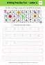 SOE Store Kids Capital Letters Writing Practice Book for Nursery Kids. Includes Alphabets Puzzles – 28 Pages Write Practice Capital Letters (3-5 Years Nursery Preschool PreKg Montessori) Writing Fun
