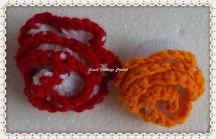 5how to crochet a hair scrunchies Design 4