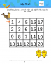 SOE Store Kids 1-20 Numbers Counting Games for Kids (Age 3+).Reusable Write Wipe Clean Activities Cards. Includes Number Tracing Sequencing Fun Puzzles. Learning Educational Game Travel Friendly Size