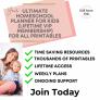 Ultimate homeschool planner kids – all printables pdf (SOE STORE KIDS LIFETIME VIP MEMBERSHIP)